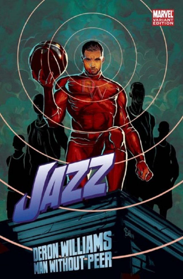 The Utah Jazz – Daredevil