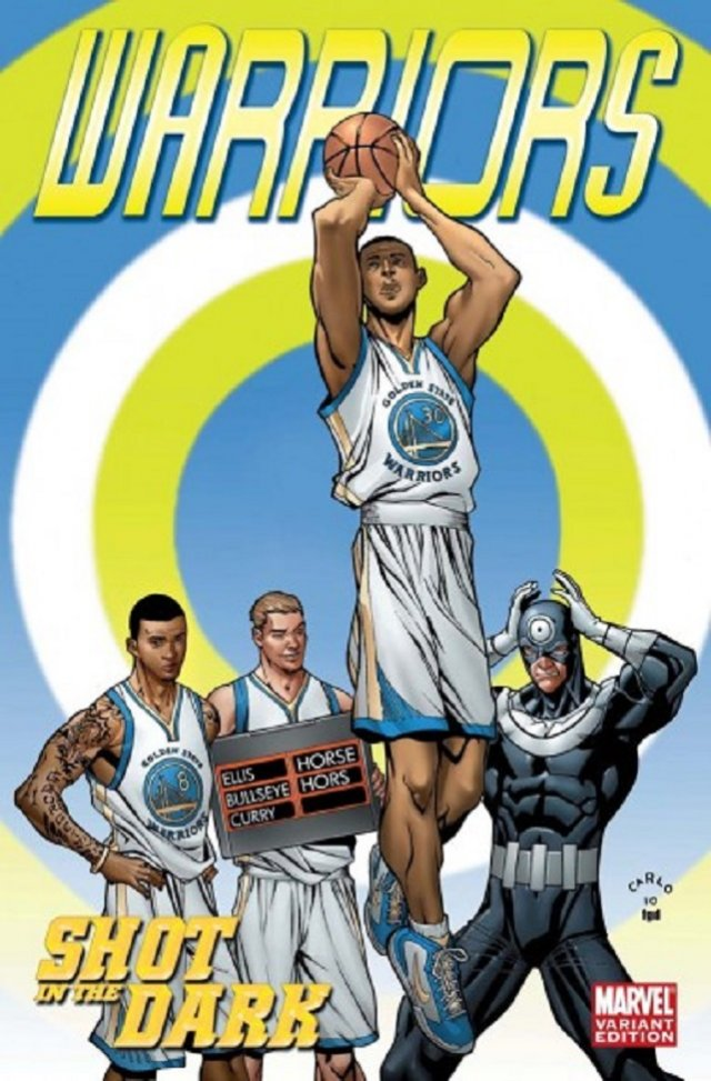 The Golden State Warriors – Bullseye