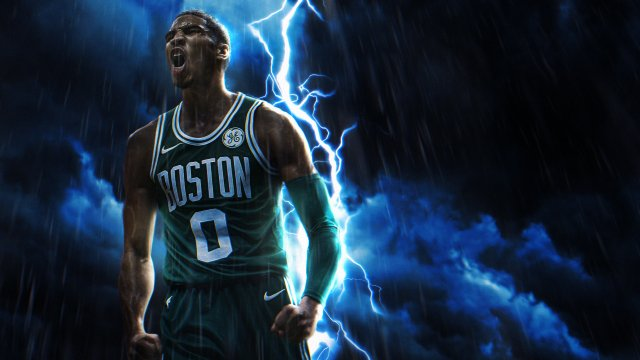 Jayson Tatum Boston 2018 Wallpaper 1920x1080