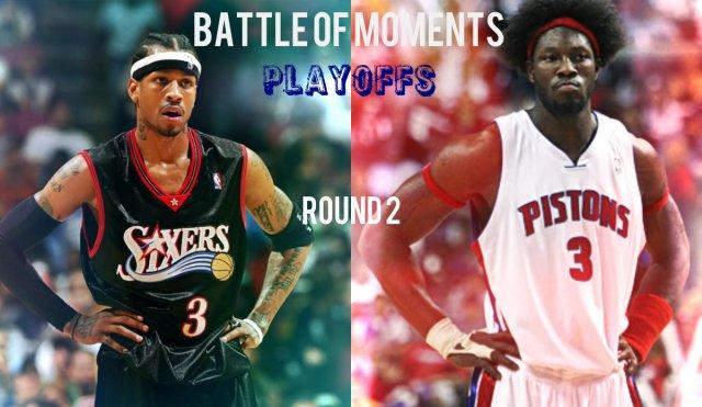 Battle of moments: Плей-офф. Раунд 2. Противостояние 2.