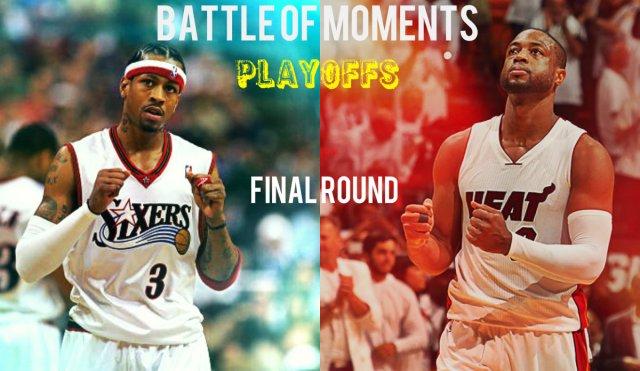 Battle of moments: Плей-офф. Раунд 3. Финал.