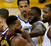 Дрэймонд Грин о Тристане Томпсоне: «В НБА слишком много тюфяков»