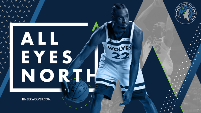 Andrew Wiggins Wolves 2018 Wallpaper 2560x1440