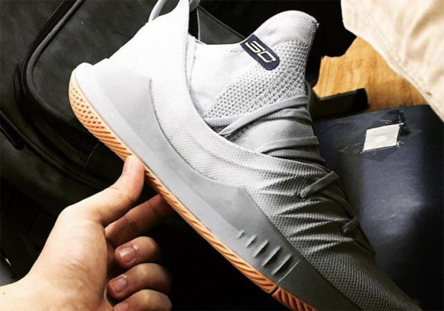 Обзор Under Armour Curry 5
