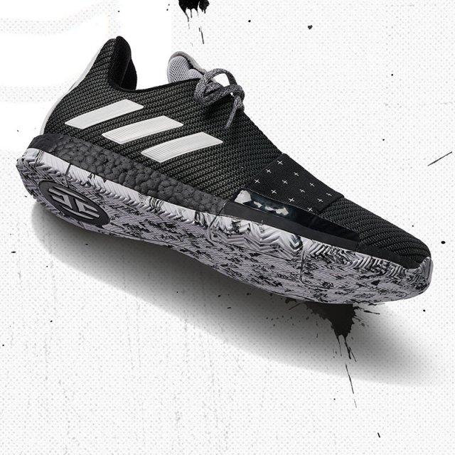 Представлены новые именные кроссовки Джеймса Хардена