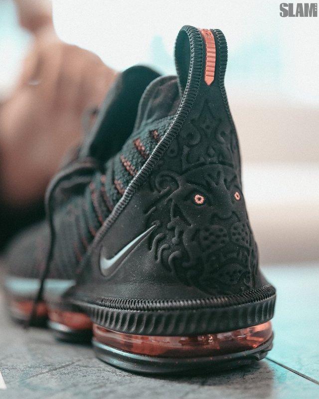 Nike LeBron 16 стали доступны для продажи