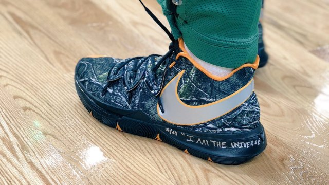 Nike анонсировал новую именную модель Кайри Ирвинга — Nike Kyrie 5