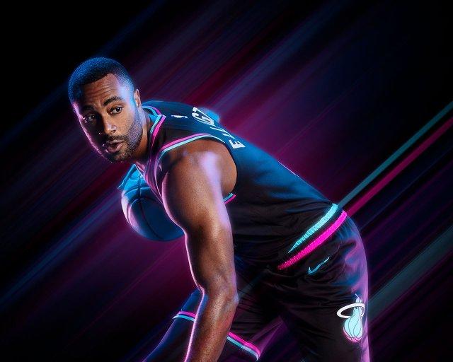 Wayne Ellington Heat 2018 Wallpaper 1280x1024