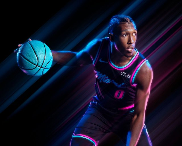 Josh Richardson Heat 2018 Wallpaper 1280x1024