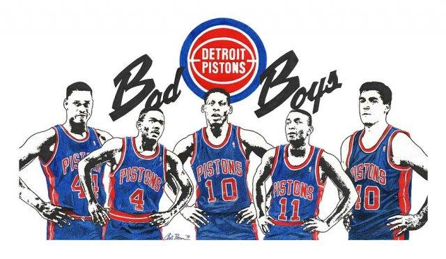 А НБА уже не та... Чего не хватает?