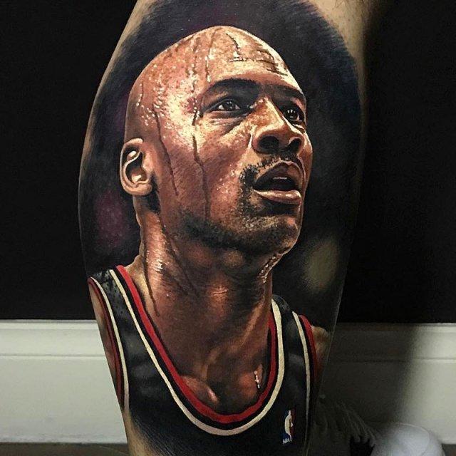 «Ожившие картины». Новозеландский мастер тату впечатляет весь мир
