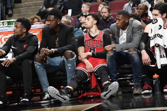 Семь признаков клинической смерти амбиций «Чикаго»