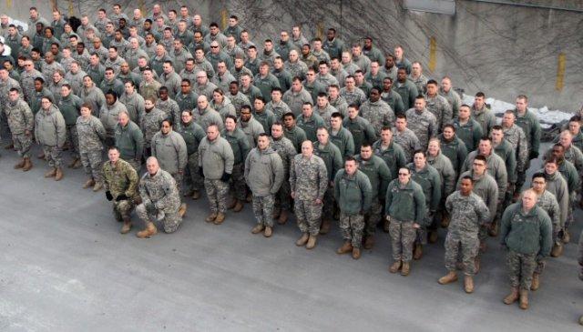 Армия НБА 2