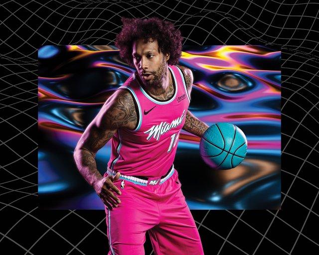 James Johnson Heat 2018/19 Wallpaper 1280x1024