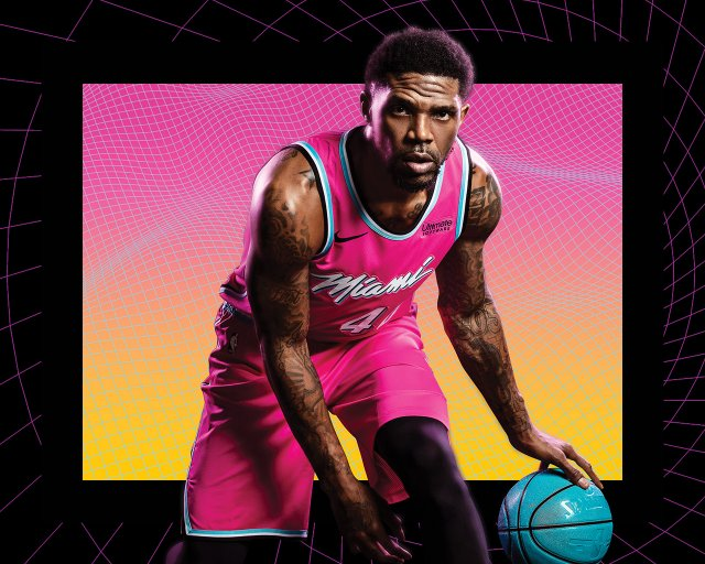 Udonis Haslem Heat 2018/19 Wallpaper 1280x1024