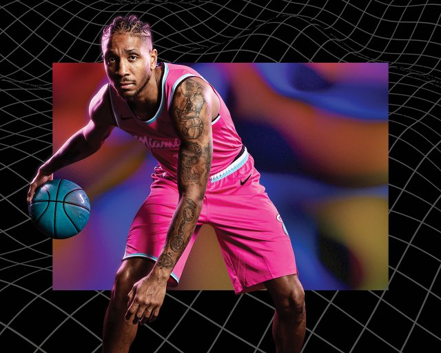 Rodney McGruder Heat 2018/19 Wallpaper 1280x1024
