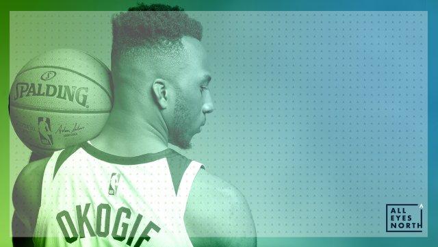 Josh Okogie Wolves 2018-19 Wallpaper 2560x1440