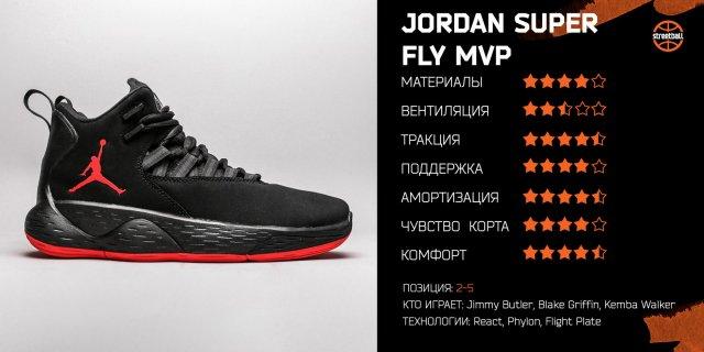 Обзор Jordan SuperFly MVP