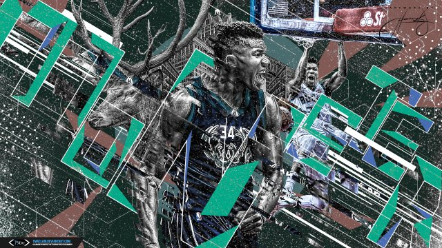 Giannis Antetokounmpo Monster 2019 Wallpaper 1920x1080