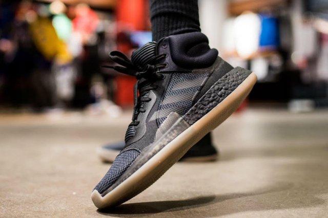 Adidas Marquee Boost — бесконечная энергия, высокий комфорт и улучшенное сцепление