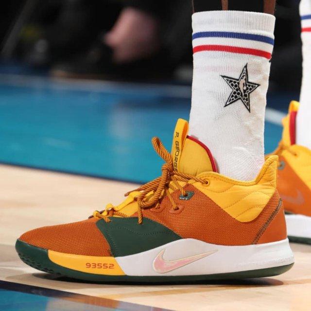 Кроссовки главных звёзд НБА