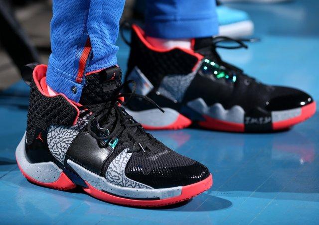 Russell Westbrook: Jordan Why Not Zer0.2