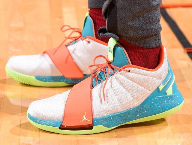 Chris Paul: Jordan CP3.XI
