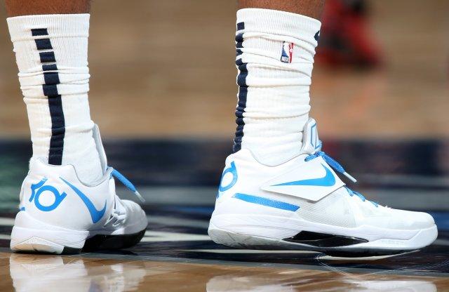 Josh Okogie: Nike Zoom KD 4
