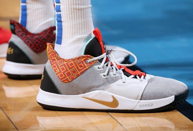 Nerlens Noel: Nike PG 3