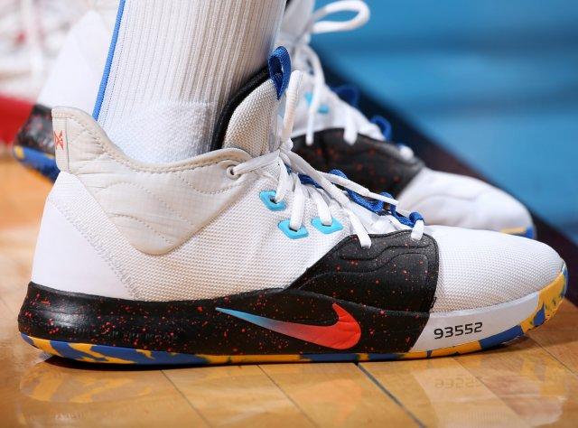 Paul George: Nike PG 3
