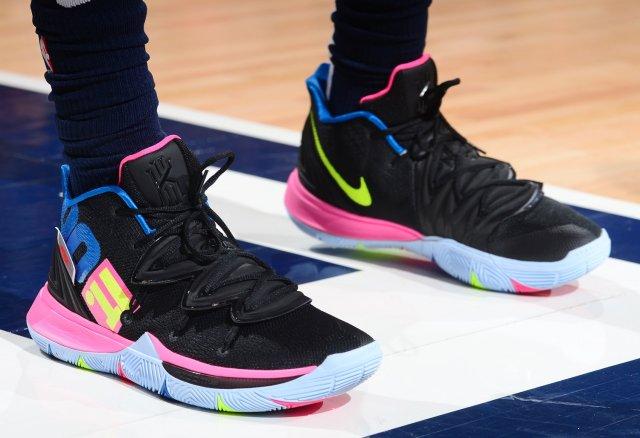 Monte Morris: Nike Kyrie 5