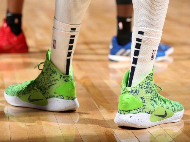 Karl-Anthony Towns: Nike Hyperdunk X