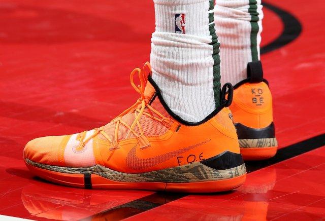 Giannis Antetokounmpo: Nike Kobe A.D. Exodus