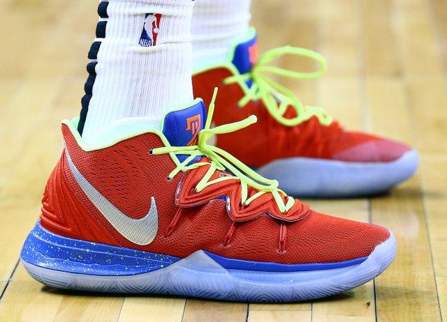 Rondae Hollis-Jefferson: Nike Kyrie 5