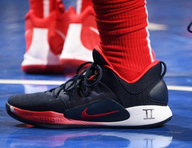 Bradley Beal: Nike Hyperdunk X Low
