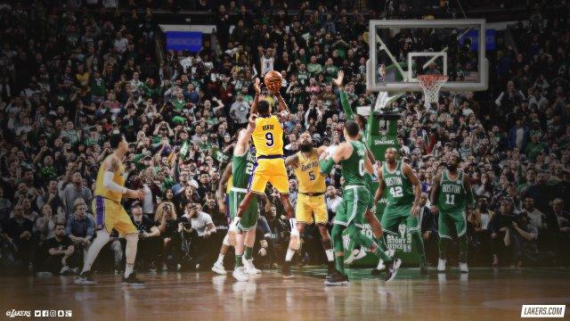 Rajon Rondo Lakers 2019 Wallpaper 2560x1440