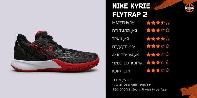 Обзор Nike Kyrie Flytrap II