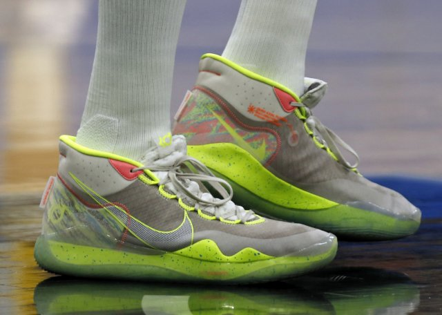 Kevin Durant: Nike KD 12