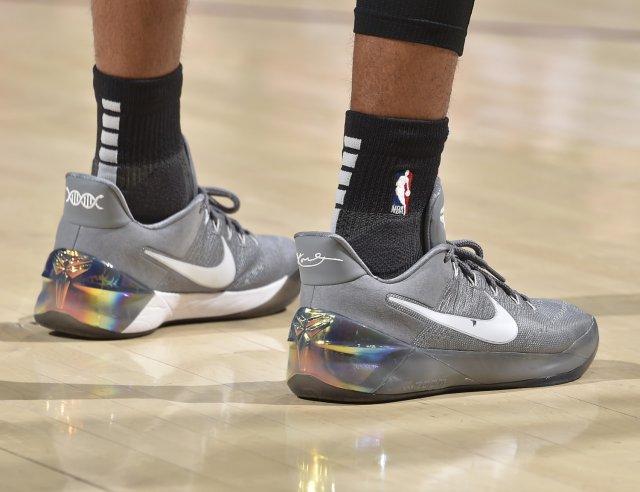 Wayne Ellington: Nike Kobe A.D.