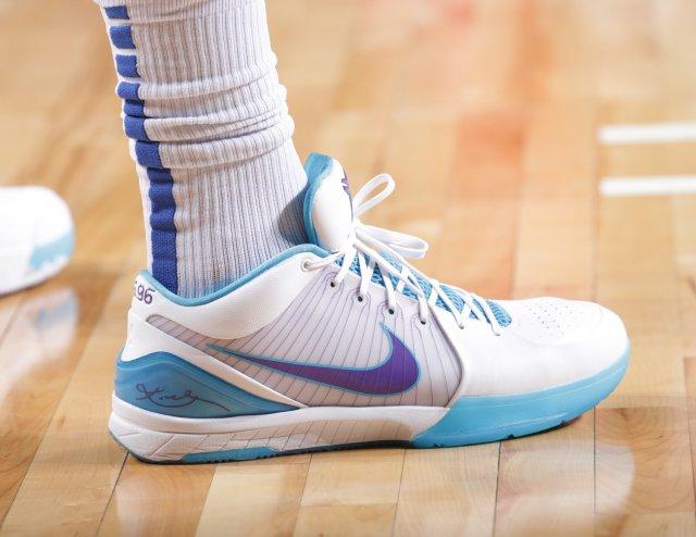 Salah Mejri: Nike Zoom Kobe 4 Protro