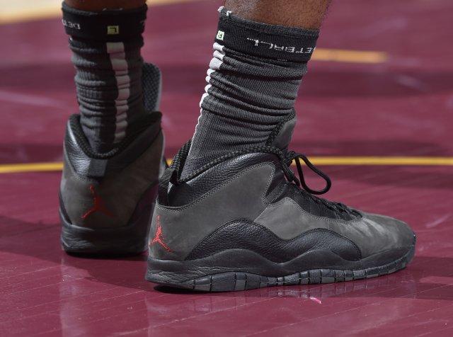 Andre Drummond: Air Jordan X Retro