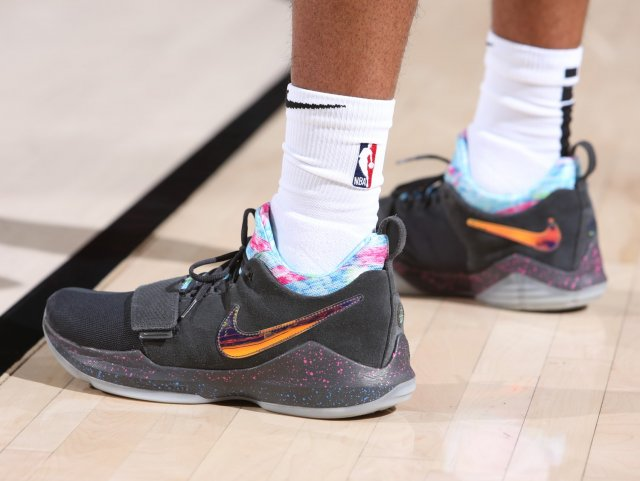 Rodney Hood: Nike PG 1