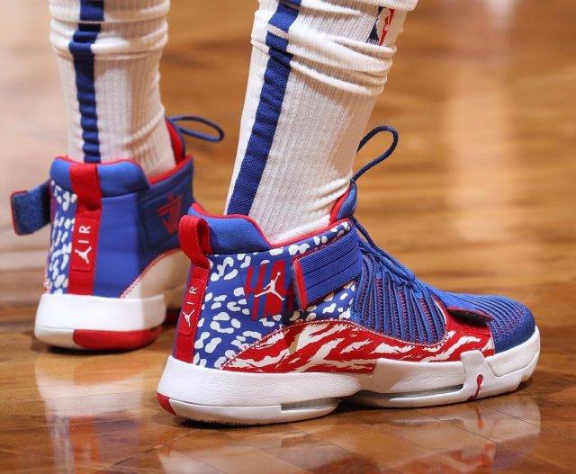 Кроссовки из плей-офф НБА. Начало.