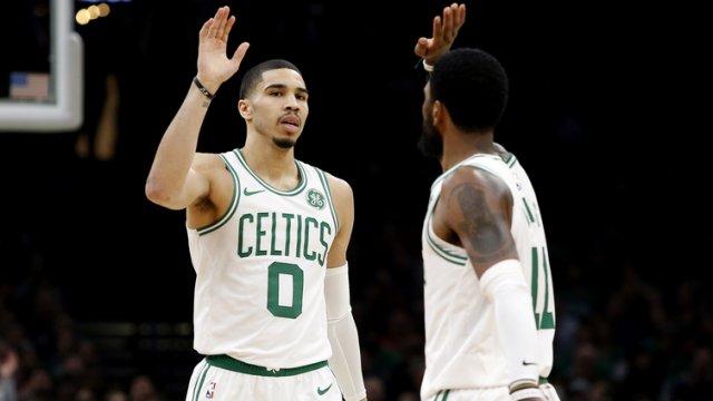 «Бостон» приходит в себя: Почему «Селтикс» — претендент на титул