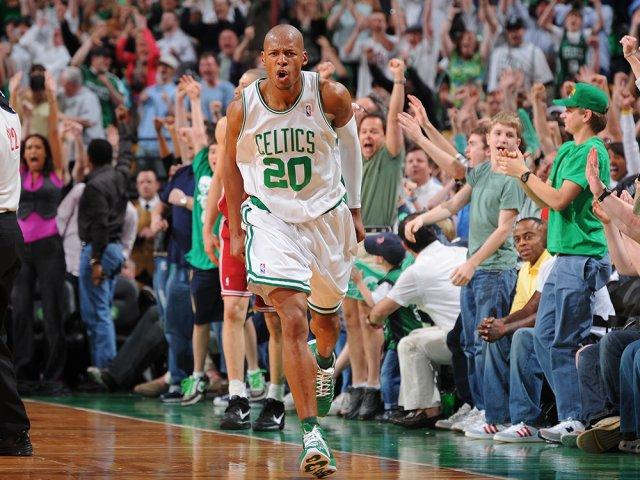 Навеки «Зелёный». История лучшего снайпера НБА