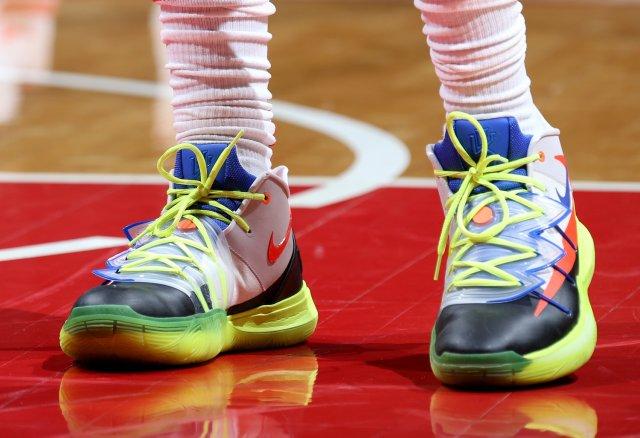 Troy Brown Jr.: Rokit x Nike Kyrie 5