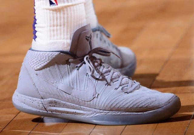 Ellie Okobo: Nike Kobe A.D. Mid