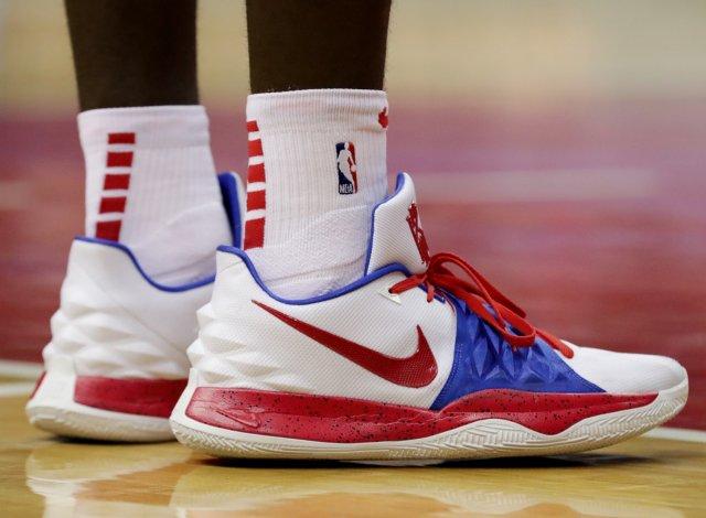 Bobby Portis: Nike Kyrie Low