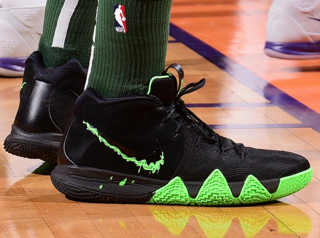 Georges Niang: Nike Kyrie 4