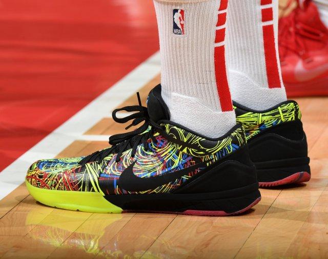 P.J. Tucker: Nike Zoom Kobe 4 Protro